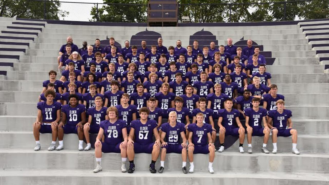 Elder football team is 7-1 for the first time since 2008