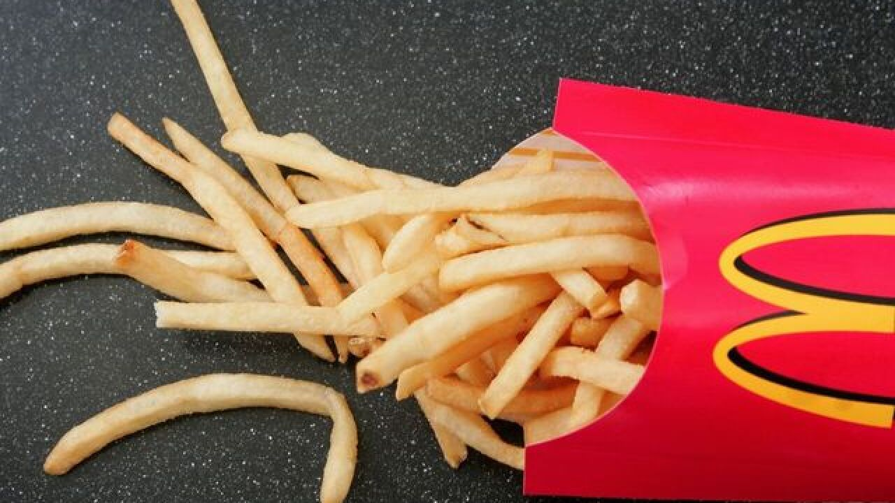 The catch with new fast food dollar menus