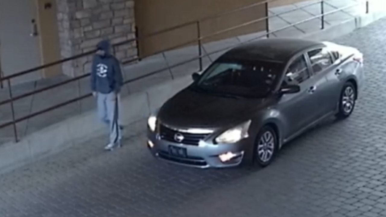 Scottsdale burglary/arson suspect
