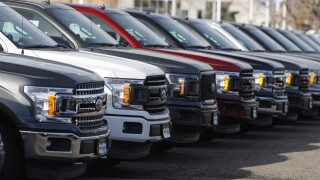 Ford recalls 217K F-150 trucks for headlight problem