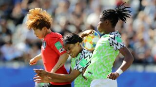 Nigeria v Korea Republic: Group A - 2019 FIFA Women's World Cup France