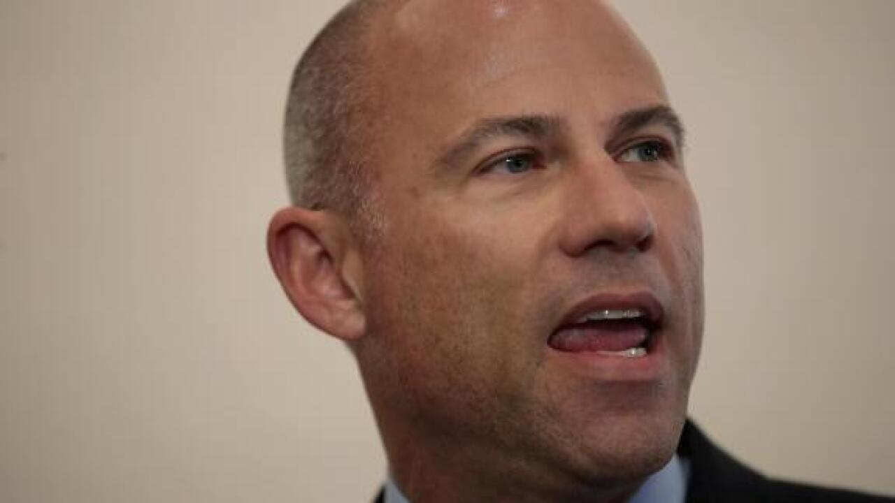Michael Avenatti charged with trying to extort more than $20 million from Nike