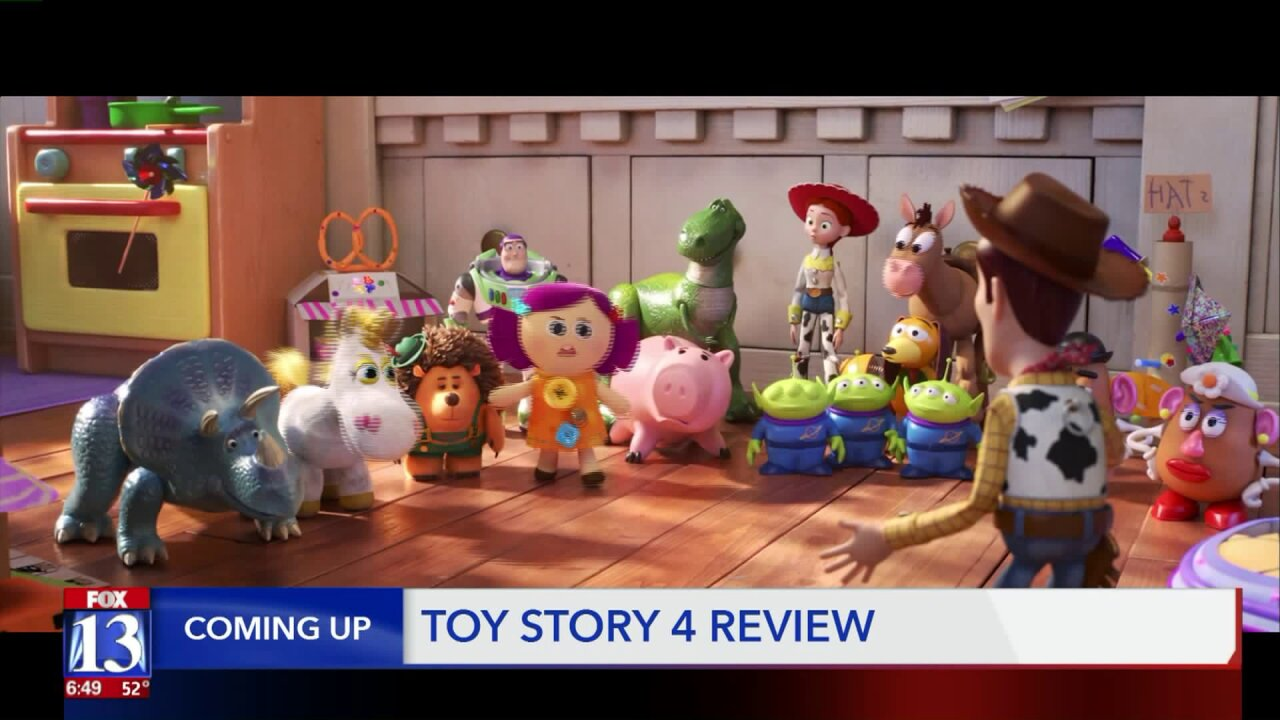 At the Movies with Steve: Toy Story 4 nothing to write homeabout