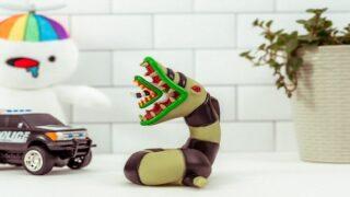 'Beetlejuice' Fans Will Love This Creepy-cool Sandworm Mood Light