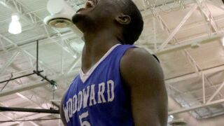 Woodward basketball standout Terry Durham is having a memorable season