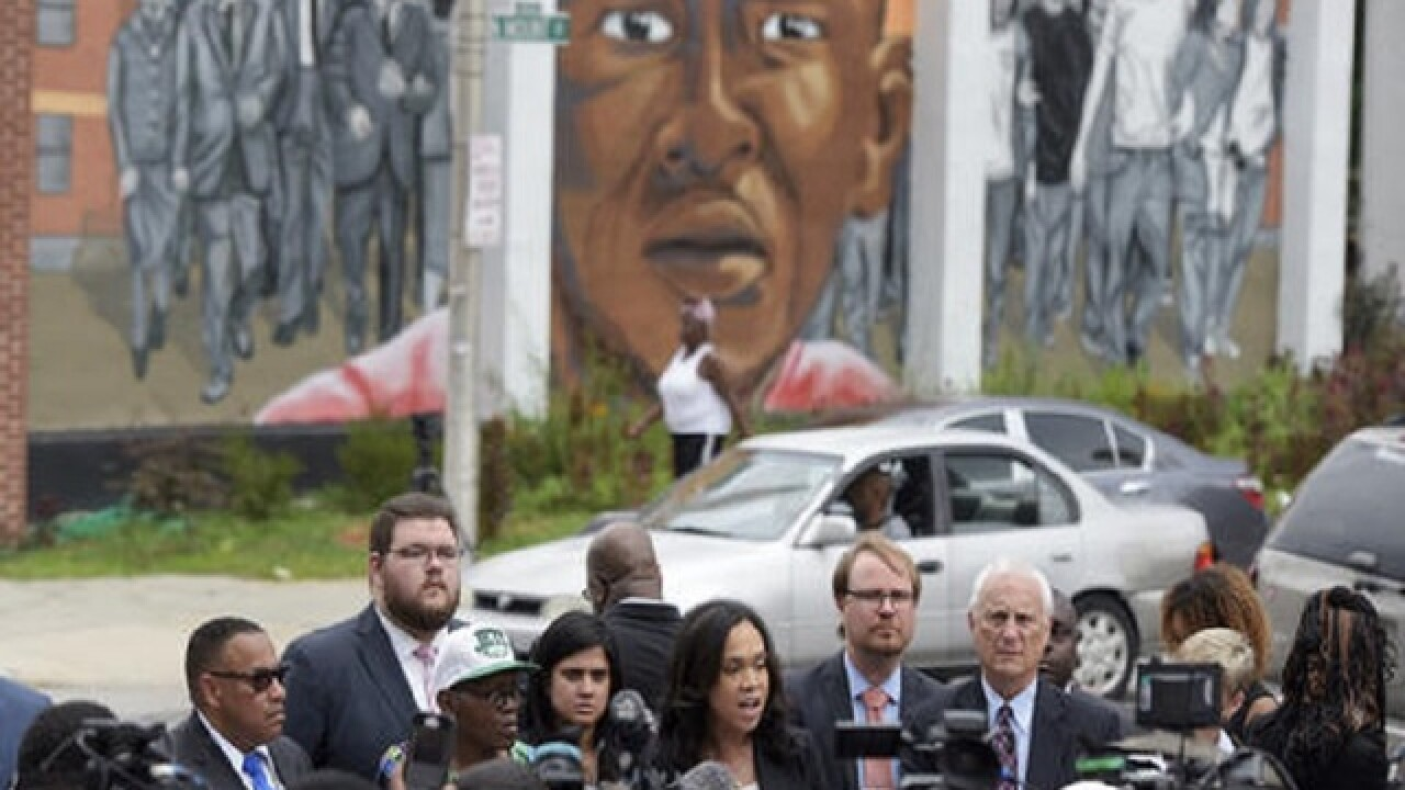 Federal report slams Baltimore police for systematic racial bias, misconduct