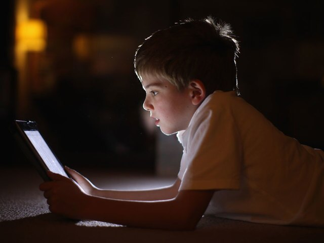 PHOTOS: Suggestions for parents on limiting screen time for kids
