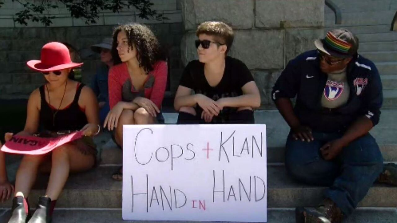 Protesters in Colorado Springs demand answers for officer-involved shooting