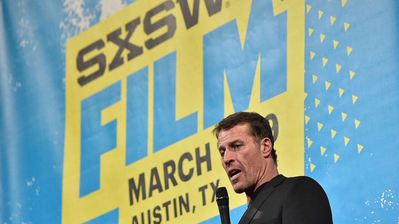 More than 30 people burned in Tony Robbins' hot-coals walk