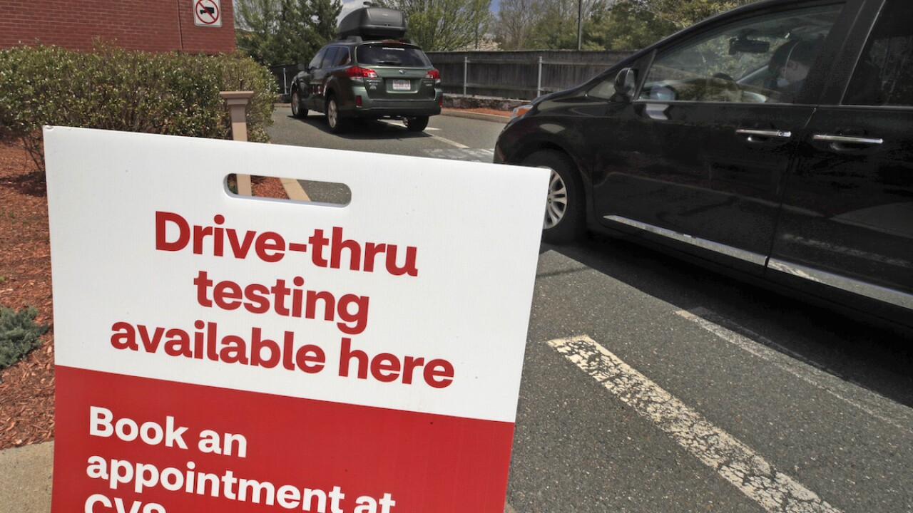 CVS reaches goal of opening 1,000 drive-thru COVID-19 test sites