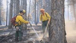DNRC hiring seasonal firefighters