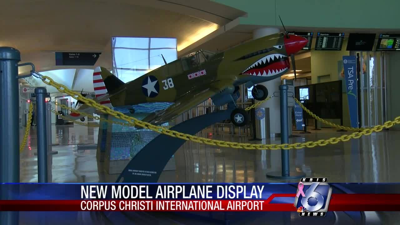 Iconic World War II  airplanes on display at CCIA