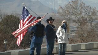 Protests at Utah Capitol