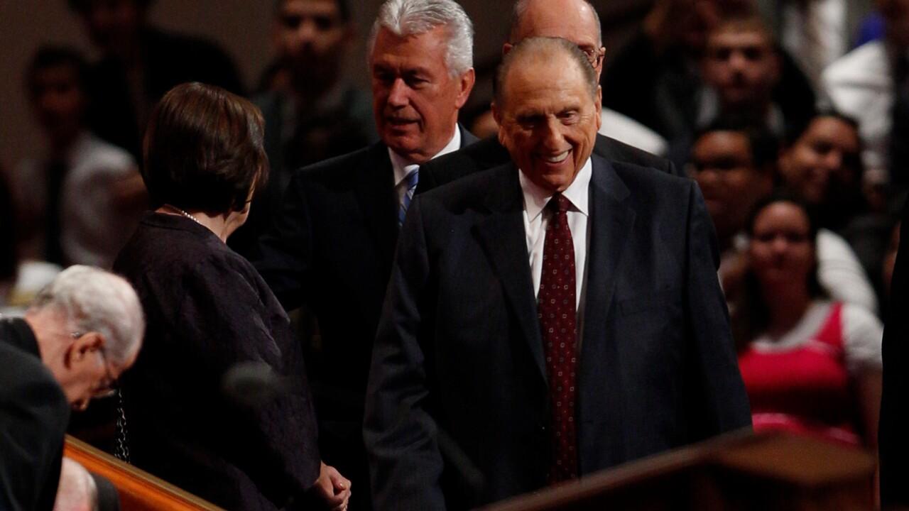 LDS Church President Thomas S. Monson subpoenaed again for deposition in sex abuselawsuits