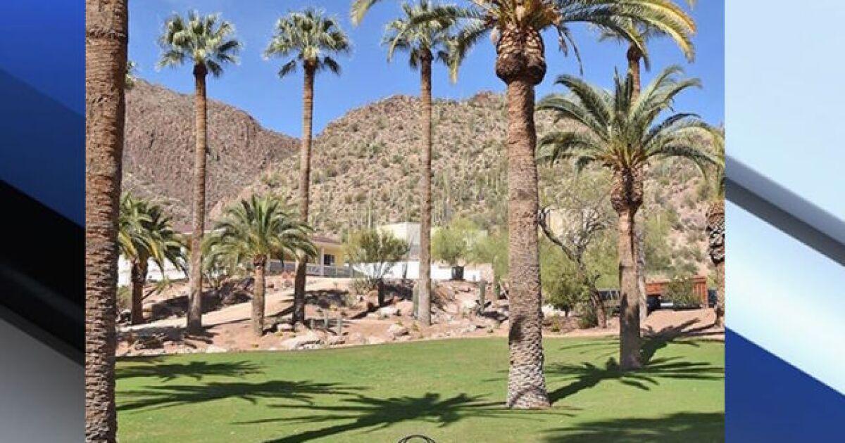 Arizona desert oasis Castle Hot Springs scheduled to