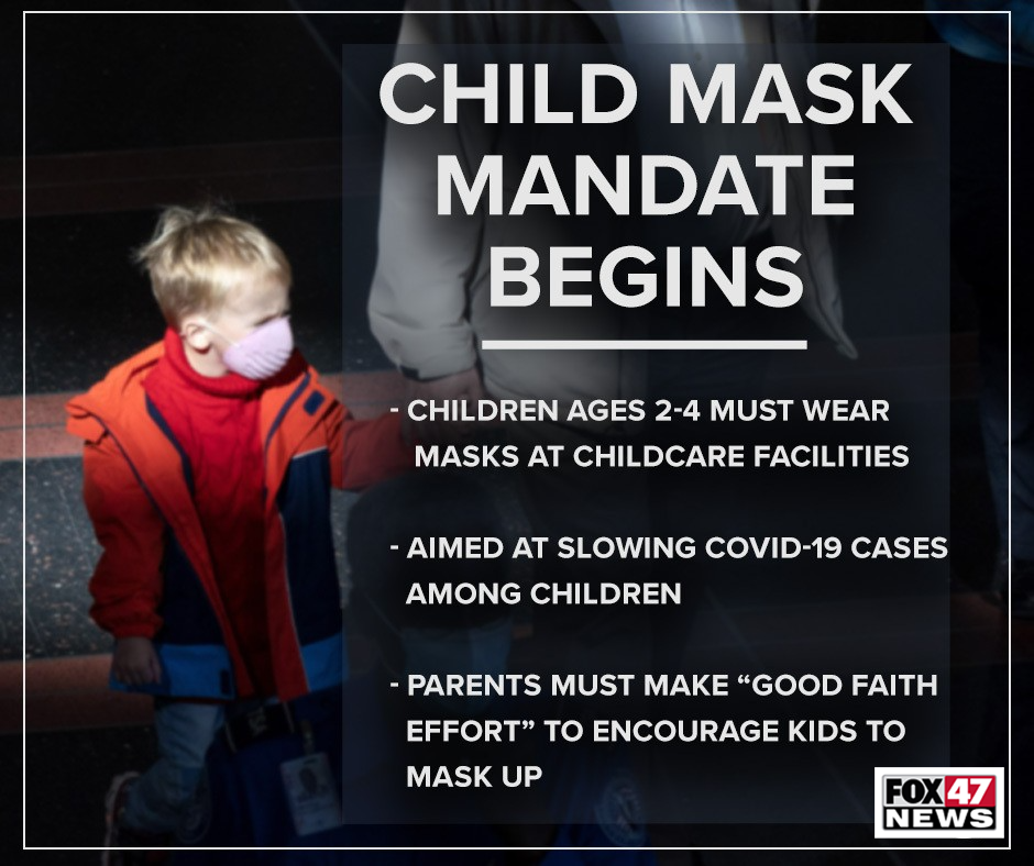 Michigan child mask mandate begins April 26. Here's what you need to know.