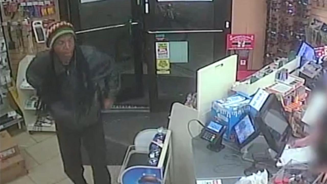 7-Eleven robbery Ybor City