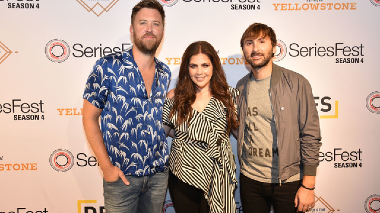Lady Antebellum announces Las Vegas residency