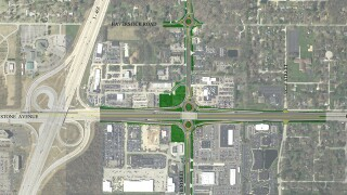 96th & Keystone project's impact on businesses