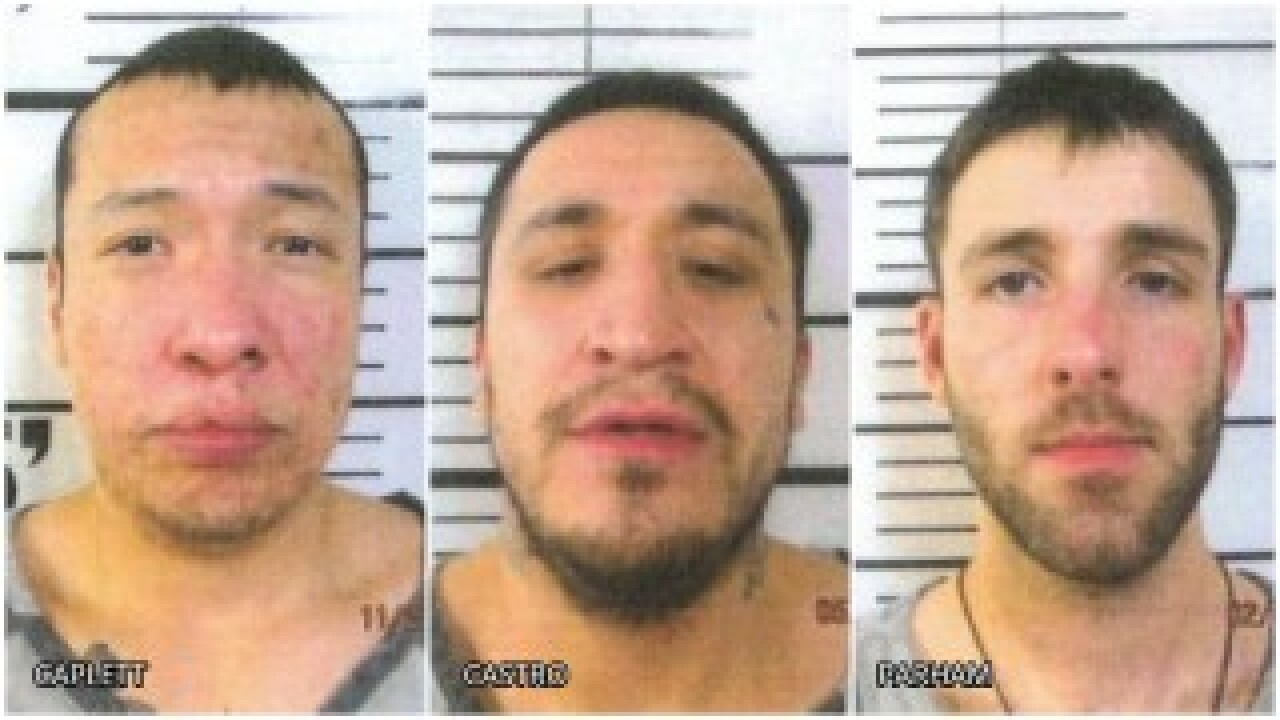 Sheriff's Office: Jail escapees tricked, assaulted guard to escape