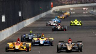 LIVE BLOG: Indy 500 qualifications