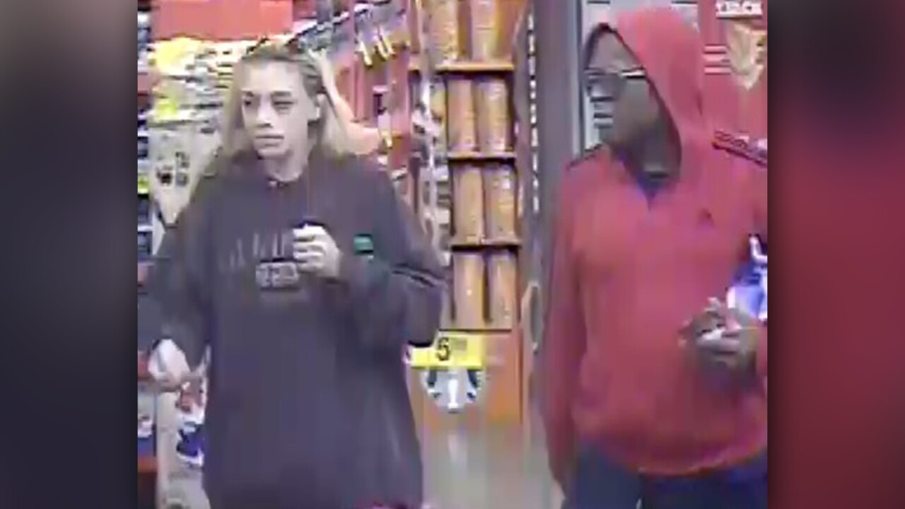 Crime Stoppers suspects