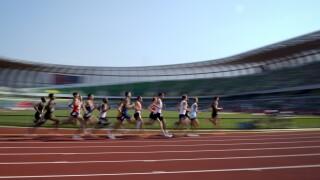 US Track Trials - 3,000-meter steeplechase