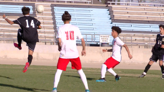 Foothill boys soccer battles against Marshall in state playoffs