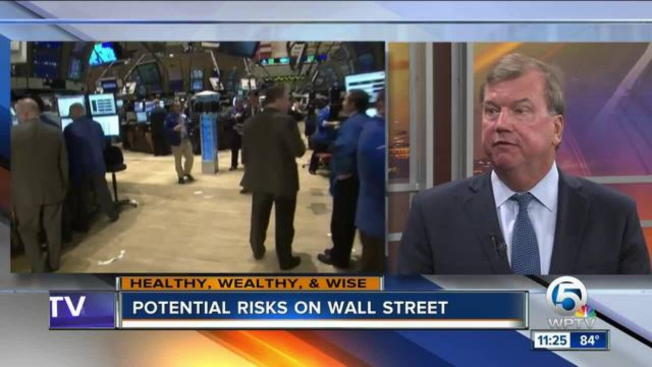 Potential risks of Wall Street