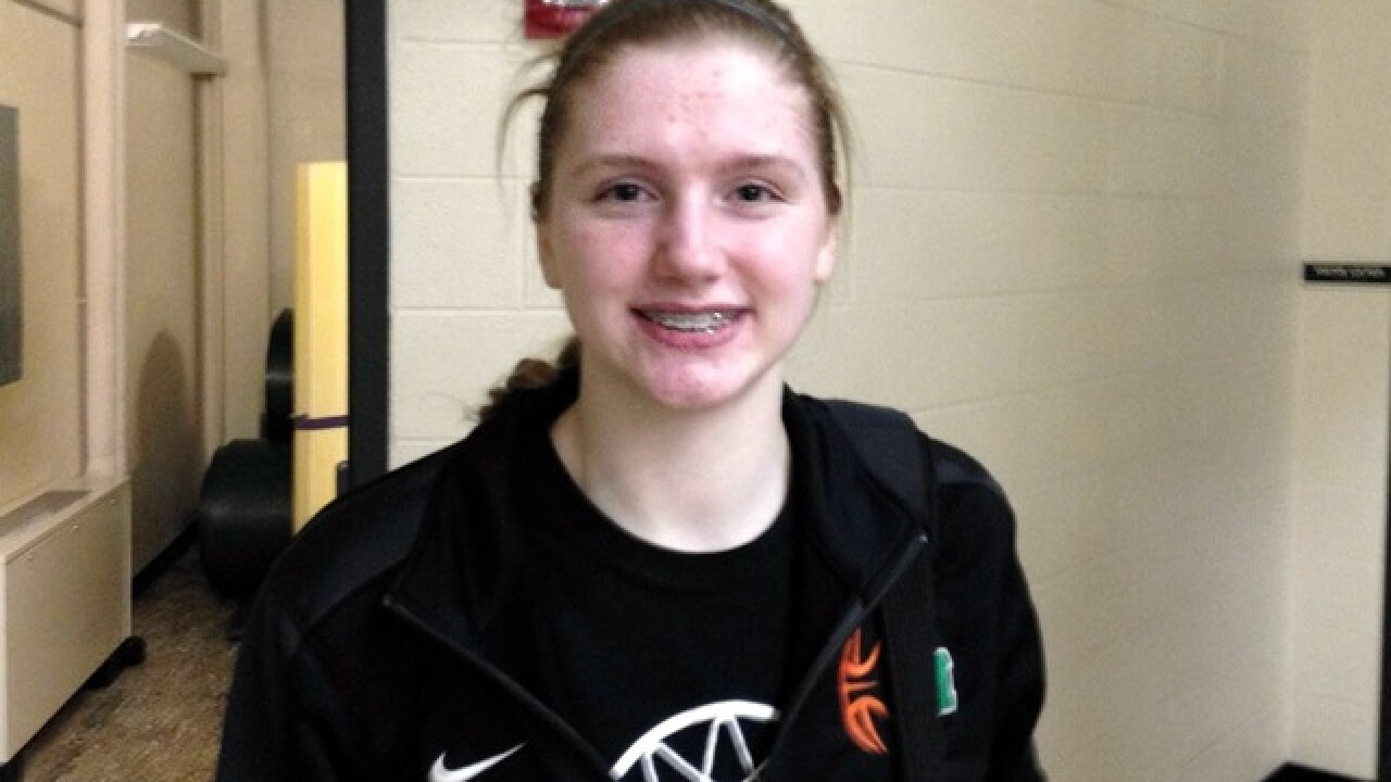 Mason basketball standout Sammie Puisis verbally commits to Florida State