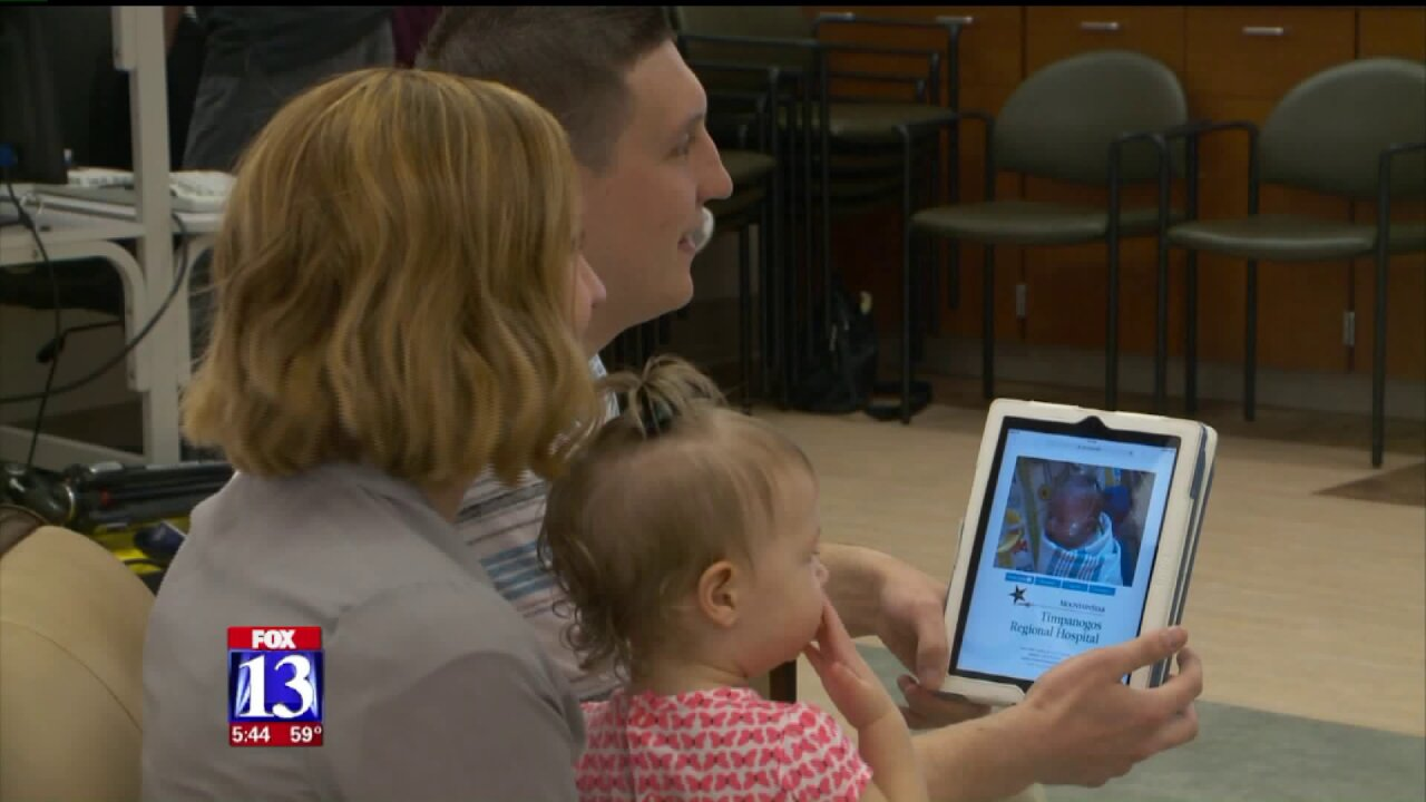Utah hospital adds bedside cameras to NICU so families can check on loved ones