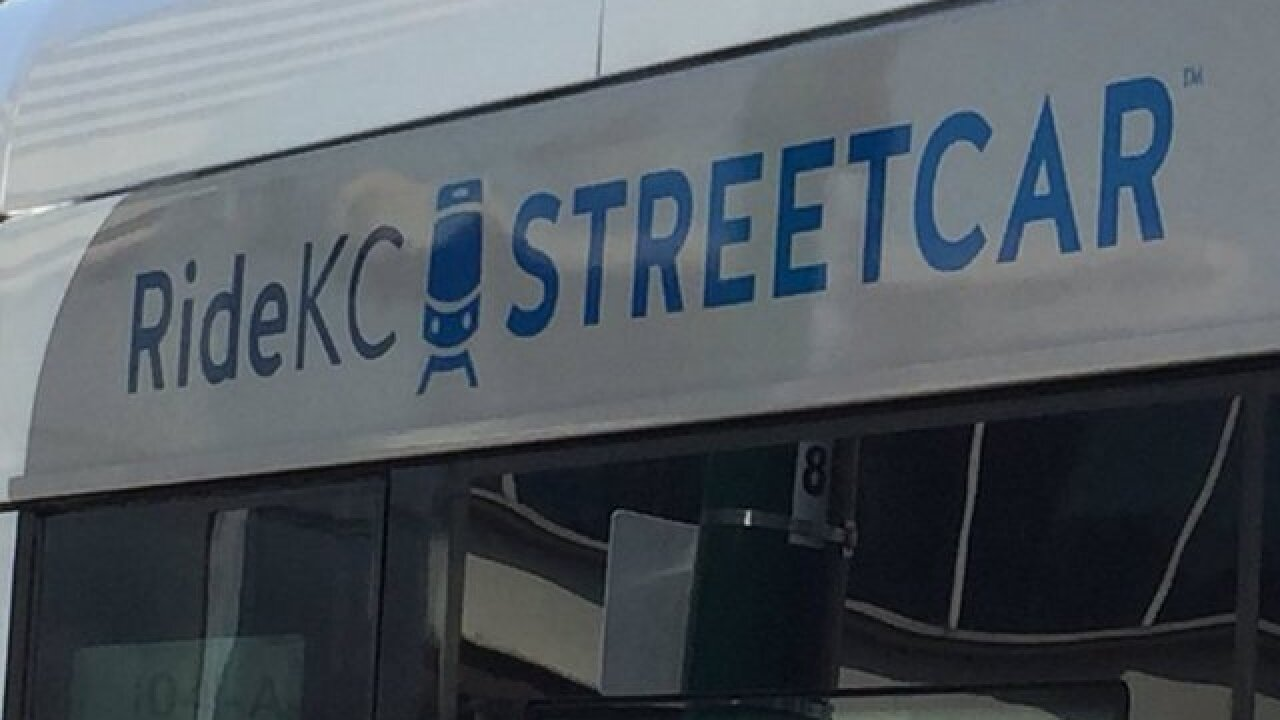 PHOTOS: Kansas City Streetcar makes rounds