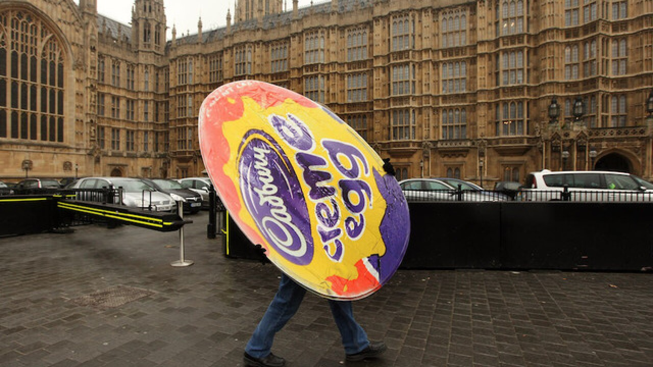 Cadbury responds to 'Easter' complaints