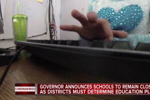 Gov. Whitmer orders all K-12 schools to close for remainder of academic year