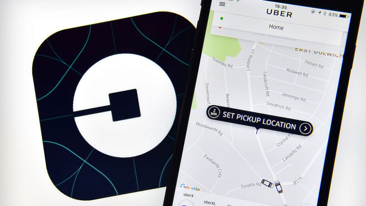 Uber driver in Virginia charged with abduction after 'nightmare' ride
