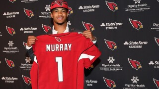 Arizona Cardinals Introduce Kyler Murray