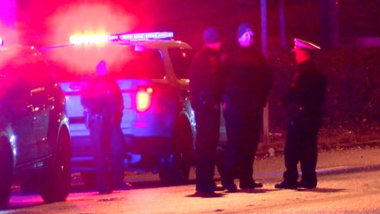 Westwood crash kills 2 people overnight