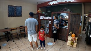 San Miguel Bakery is seeing an increase in sales after a critical year due to COVID-19.
