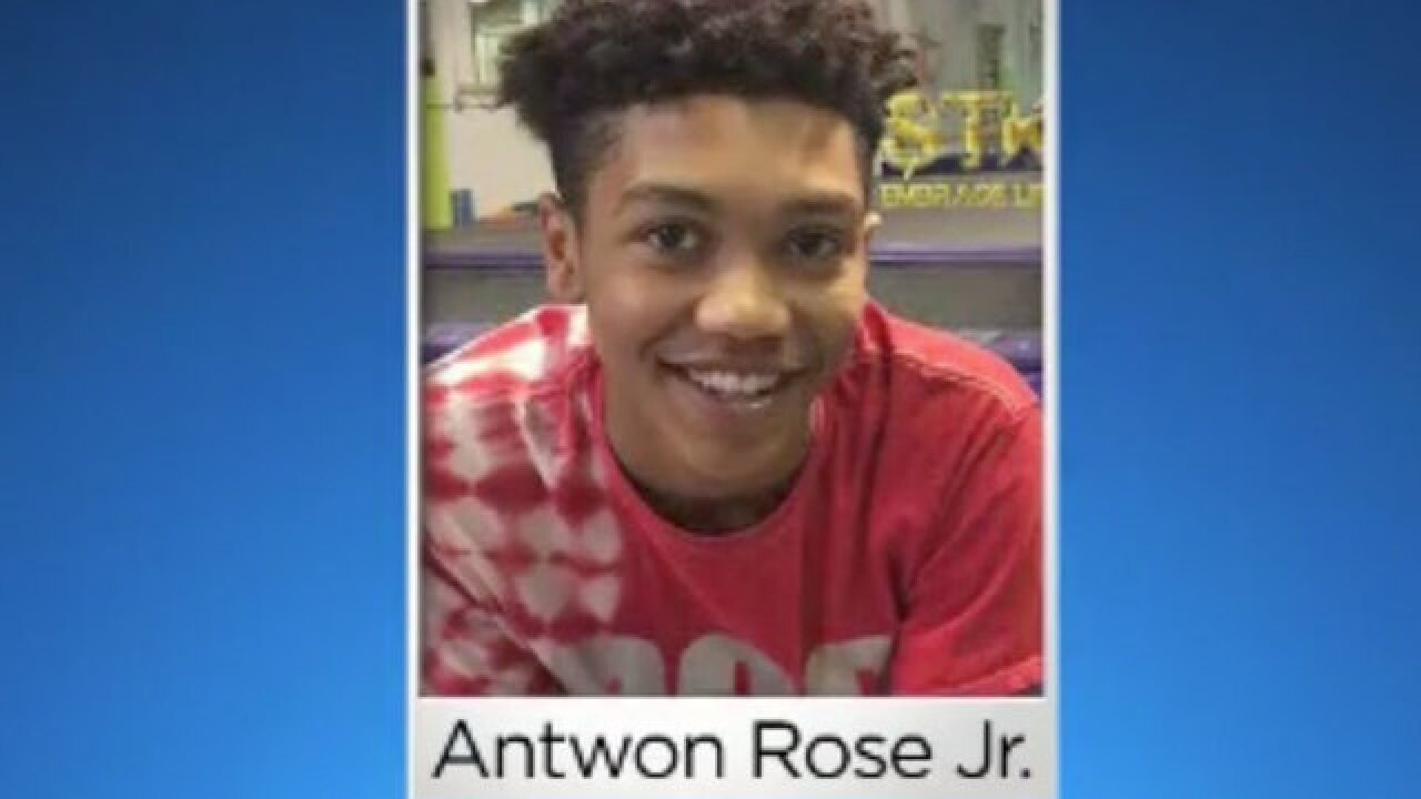 Antwon Rose shooting: Officer charged