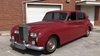 1964 Rolls-Royce Silver Cloud III.jpg