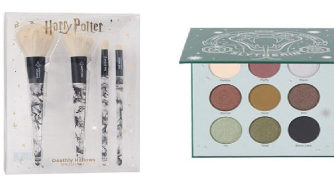 Ulta Just Released A New Harry Potter-inspired Makeup Collection