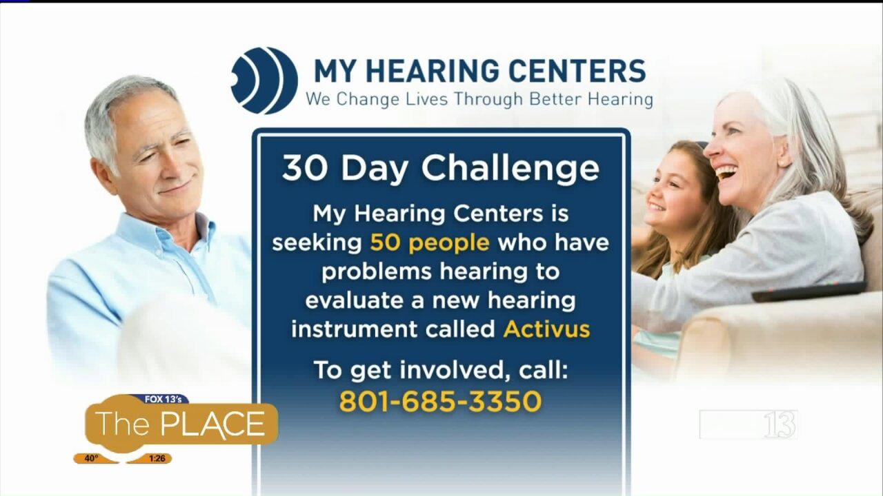 How you can try a top-tech hearing aid forfree