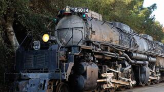 Union Pacific's Big Boy Locomotive headed to Kansas City
