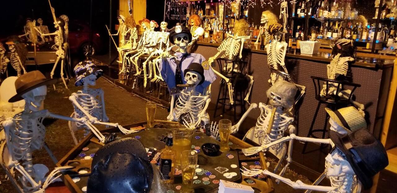 A Dead Man's Party