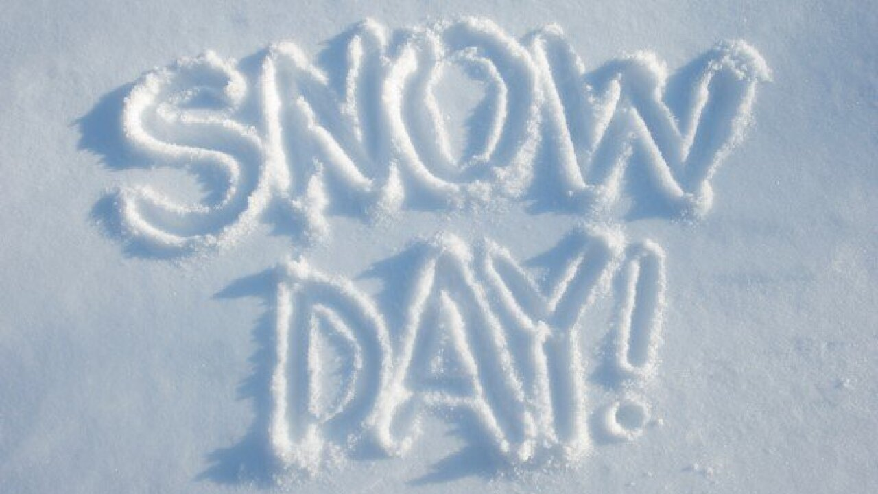 Carbon School District cancels classes Friday, calls a snowday