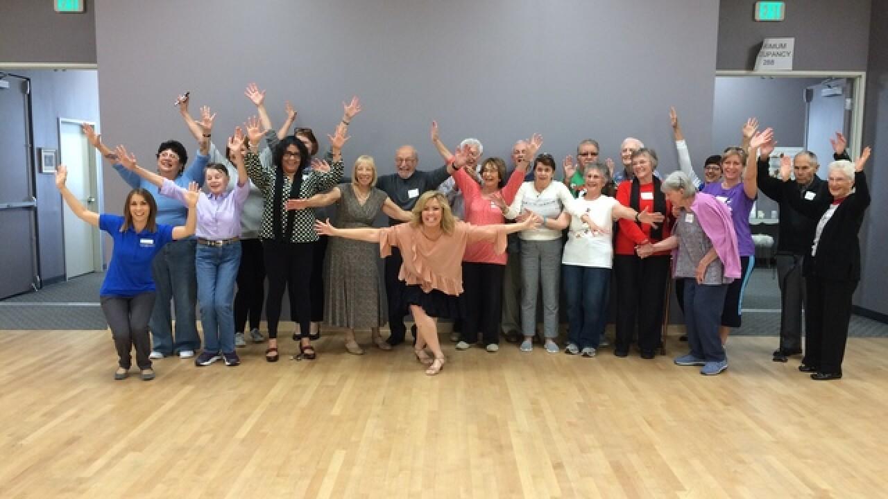 Ballroom dancing helps dementia patients