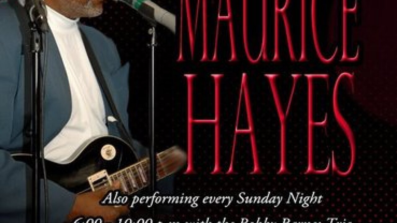 Maurice Hayes inducted into the Las Vegas Entertainers Hall of Fame