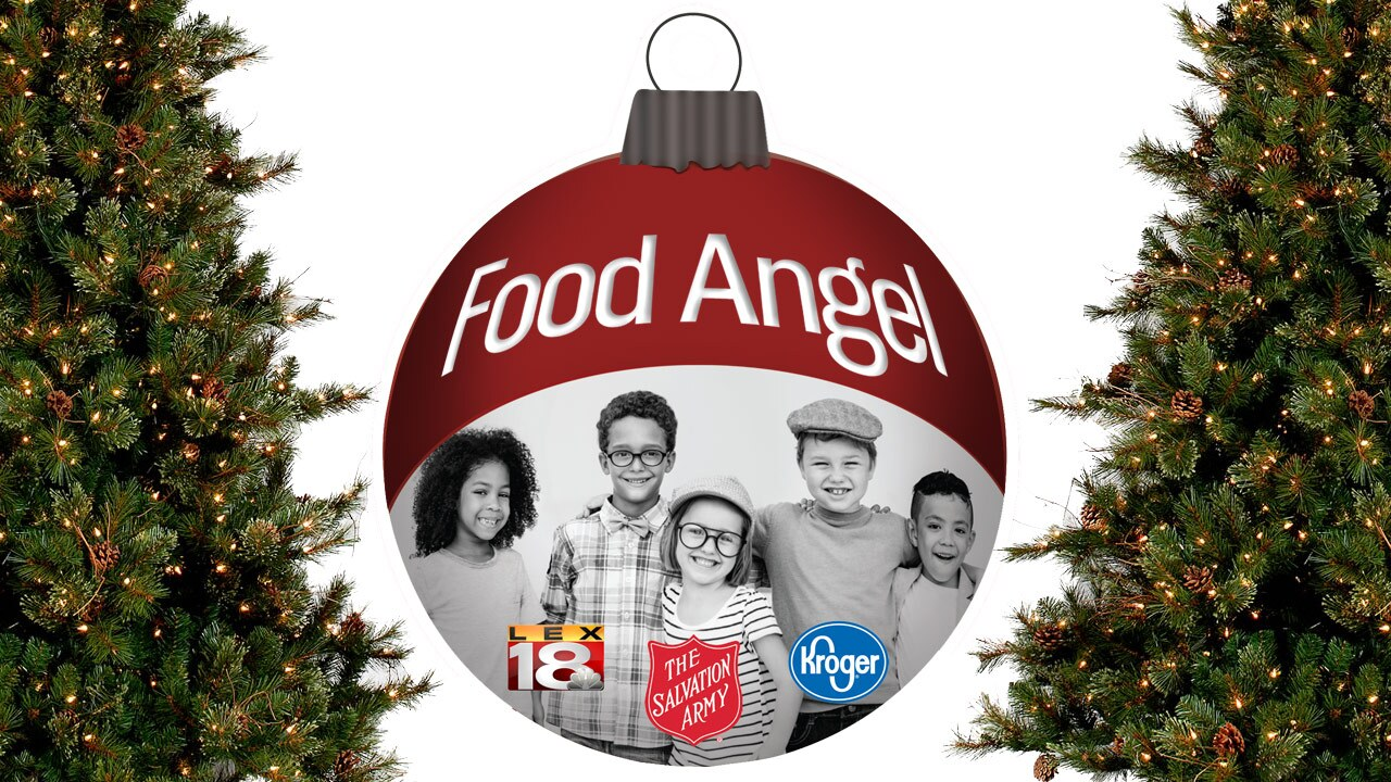 Salvation Army Food Angel Locations 2020