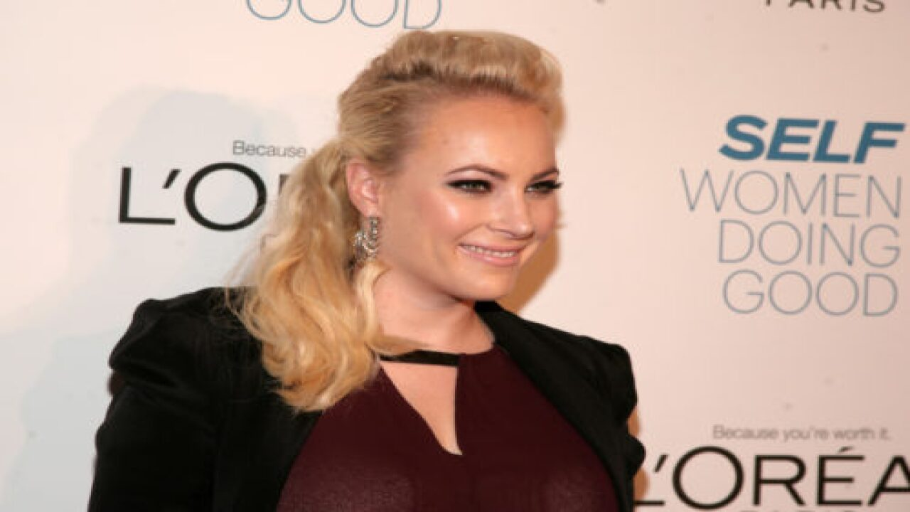 Meghan McCain Welcomes First Child