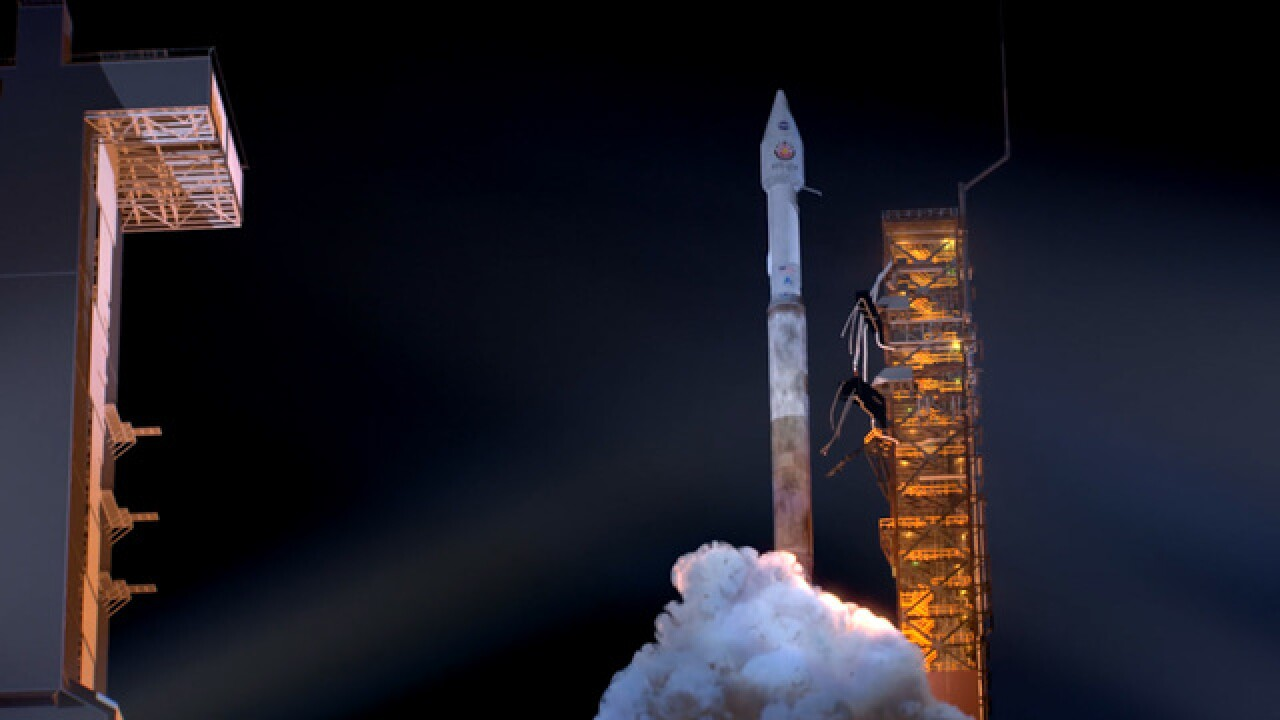 West coast's Mars launch may be blanketed in fog
